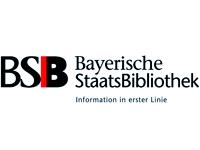 Bayerische Staatsbibliothek - Information in erster Linie